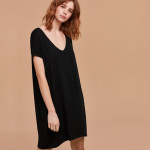 Wilfred Free MARCOUX DRESS in Black Size XS